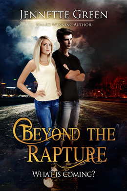 Beyond the Rapture, Christian romance book