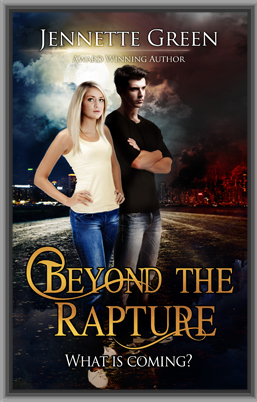Christian end times fiction, Christian new adult romance novel