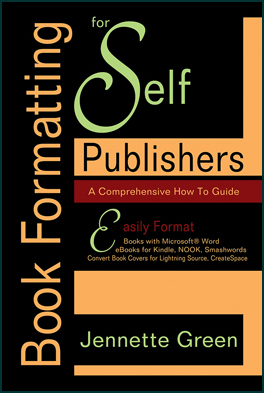 Book Formatting for Self Publishers