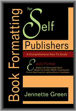 self publishing formatting book summary
