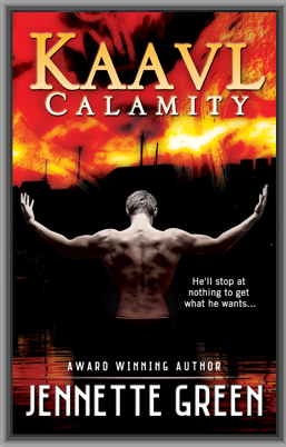 Kaavl Calamity, paranormal romance, new adult clean romance