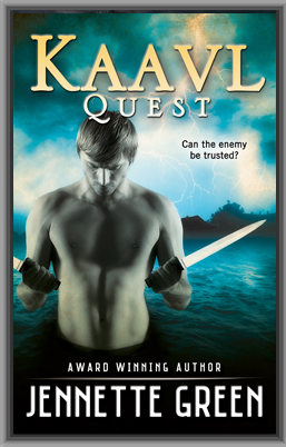 Kaavl Quest, paranormal romance