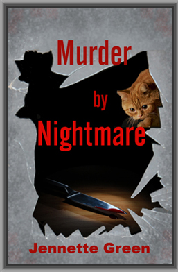 Murder by Nightmare is a Cozy Mystery Suspense Story