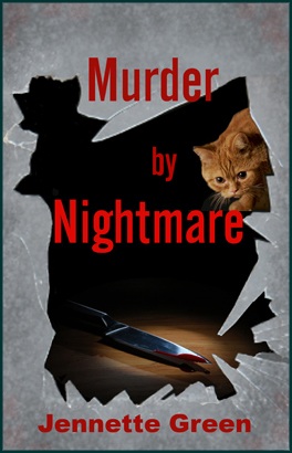 Murder by Nightmare, a short story cozy mystery