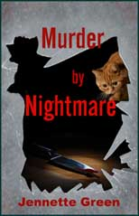 Murder by Nightmare, a cozy mystery story